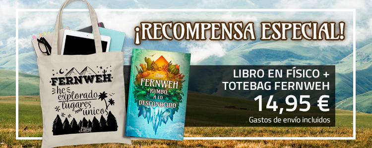 Oferta libro + totebag